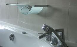 dizájn fürdőszoba